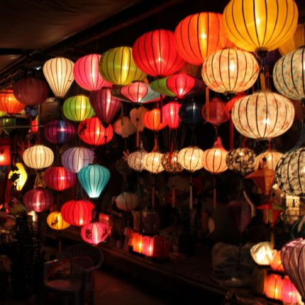 Marble mountains and Hoi An ancient town